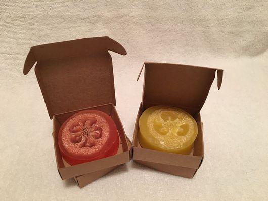 Мыло ручной работы. Ярмарка Мастеров - ручная работа. Купить Антицеллюлитное мыло с люфой. Handmade. Мыло ручной работы, мыло