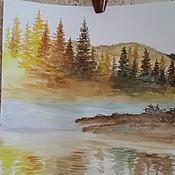Картины и панно ручной работы. Ярмарка Мастеров - ручная работа Вот и солнце рядом. Handmade.