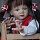 Куклы-младенцы и reborn ручной работы. Малышка Грета. Шумакова Вера. Ярмарка Мастеров. Куклы младенцы, краски генезис