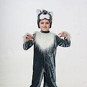 """Одежда ручной работы. Ярмарка Мастеров - ручная работа Костюм """"Кот"""" серый. Handmade."""