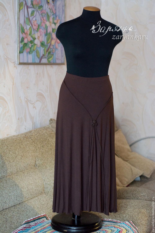 Нижняя тёплая юбка