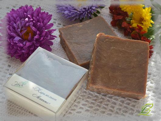 Мыло ручной работы. Ярмарка Мастеров - ручная работа. Купить Карамельное Мохито - натуральное мыло. Handmade. Натуральное мыло