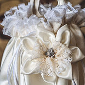 Свадебный салон ручной работы. Ярмарка Мастеров - ручная работа Сумочка свадебная. Handmade.
