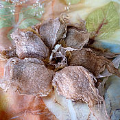 Украшения ручной работы. Ярмарка Мастеров - ручная работа Брошь -цветок   Лилия. Handmade.