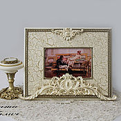 Сувениры и подарки handmade. Livemaster - original item Photo frame, mirror. Handmade.