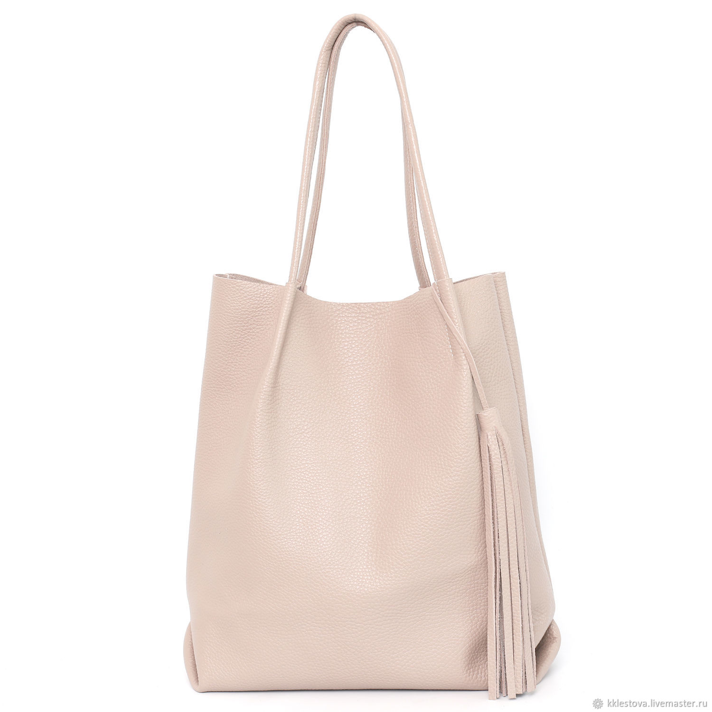 96b6ef051637d Handbags handmade. Livemaster - handmade. Buy Pink shopper Pack Bag hot  sale Bag leather ...