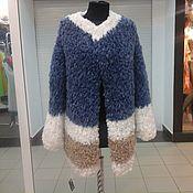 Одежда ручной работы. Ярмарка Мастеров - ручная работа кардиган фурлана, маленький размер. Handmade.