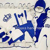 """Комплект для выписки ручной работы. Ярмарка Мастеров - ручная работа Комплект на выписку """"Королевский"""". Handmade."""