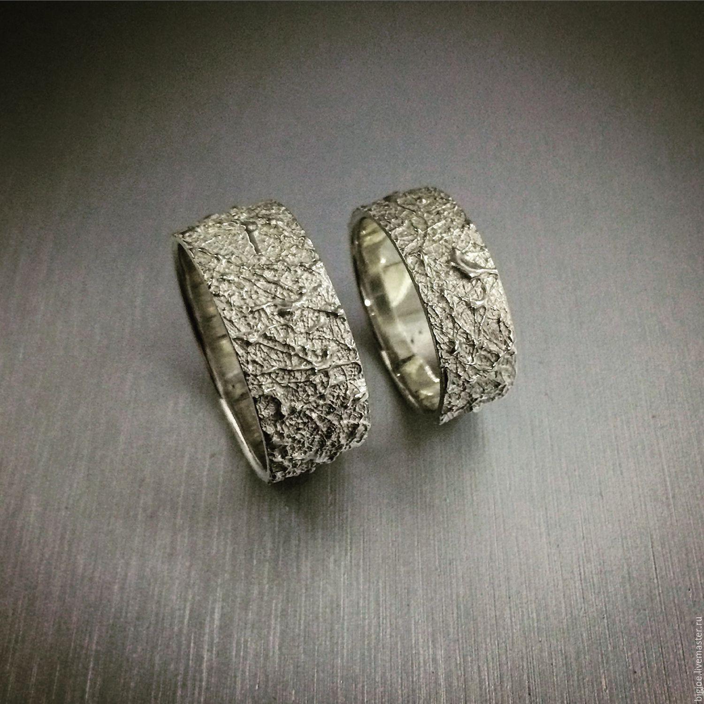 Обручальные кольца серебро купить москва