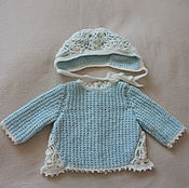 Работы для детей, handmade. Livemaster - original item Set for newborns. Handmade.