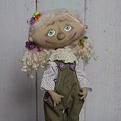 Куклы и игрушки ручной работы. Ярмарка Мастеров - ручная работа Пронечка. Handmade.