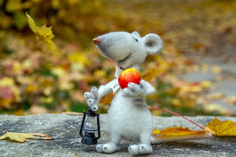 Интерьерная игрушка Крыс КрЫсатун, Мягкие игрушки, Москва,  Фото №1