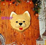 Косметика ручной работы handmade. Livemaster - original item Soap Face puppy. Handmade.