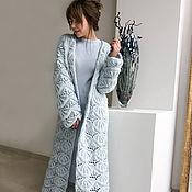 Одежда handmade. Livemaster - original item Cardigan women`s. Handmade.