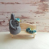 Куклы и игрушки ручной работы. Ярмарка Мастеров - ручная работа Ждун, ждун вязаный, ждун крючком. Handmade.