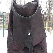 Сумки и аксессуары ручной работы. Ярмарка Мастеров - ручная работа Сумка- торба в стиле бохо, цвет бордо. Handmade.