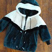 handmade. Livemaster - original item Children`s fur coats made of natural fur. Handmade.