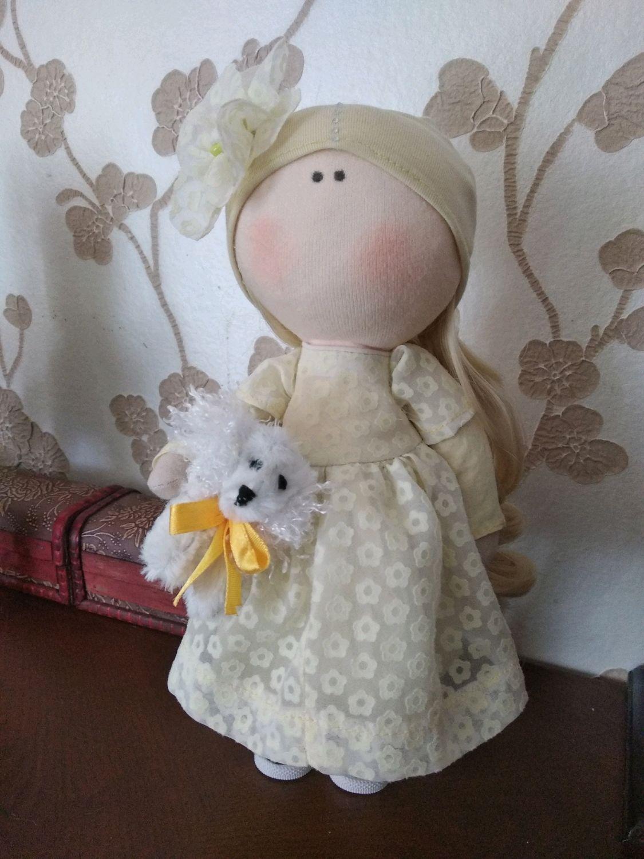 Куклы тыквоголовки ручной работы. Ярмарка Мастеров - ручная работа. Купить Кукла текстильная. Handmade. Текстильная кукла, кукла на заказ