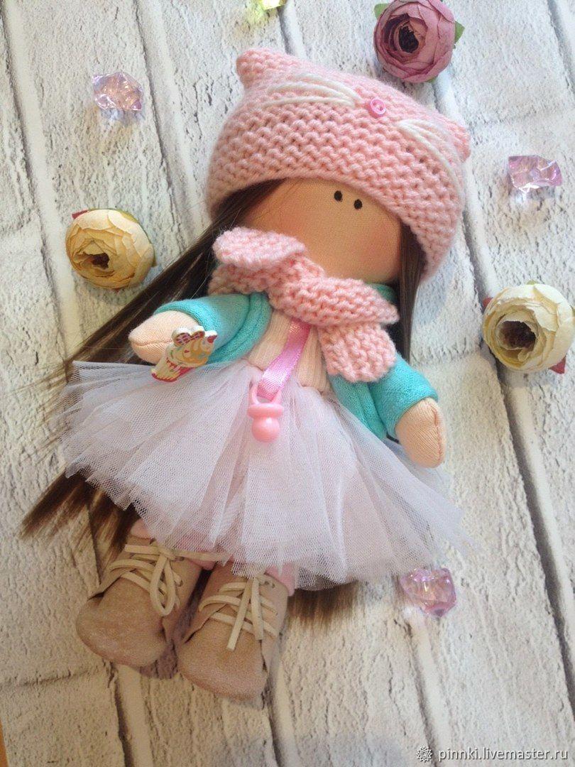 Куколка интерьерная, Тыквоголовка, Самара,  Фото №1