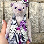 Мишки Тедди ручной работы. Ярмарка Мастеров - ручная работа Лилу , мишка-тедди. Handmade.