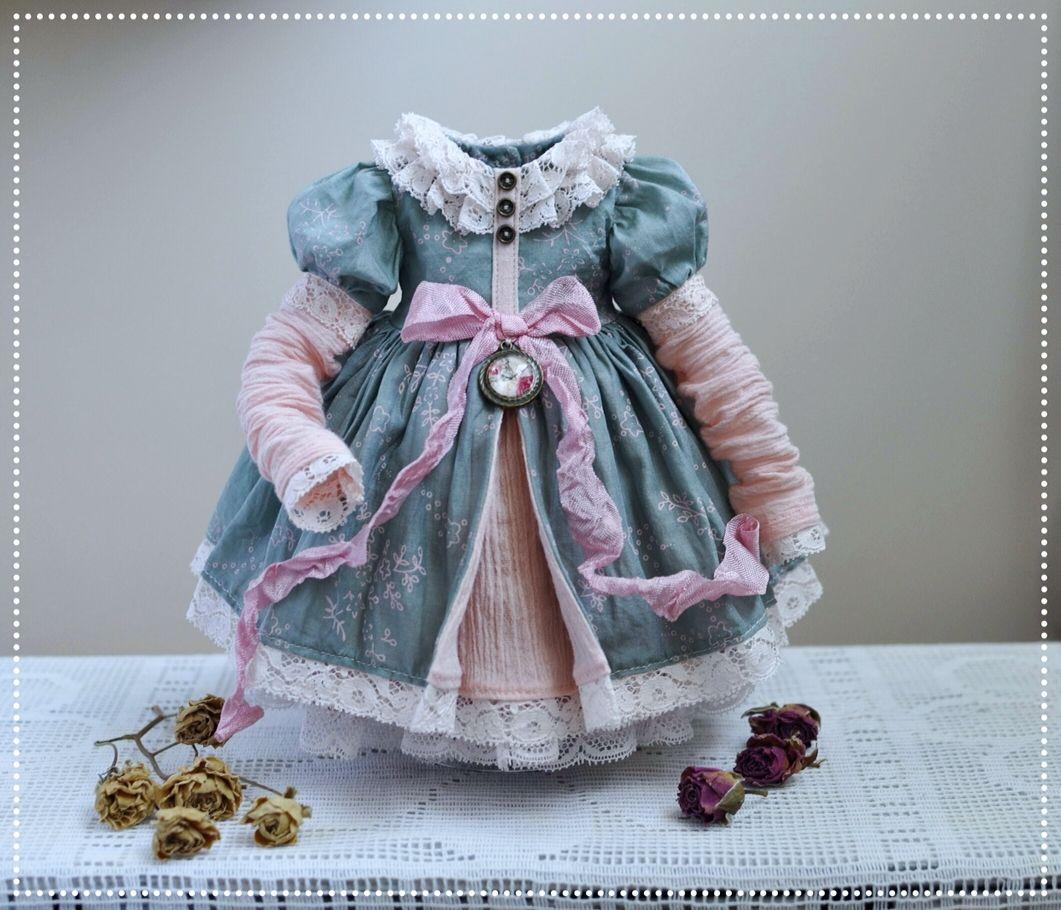 Выкройка + Мастер класс: Платье для кукол Паола Рейна и Литтл Дарлинг, Одежда для кукол, Таганрог,  Фото №1
