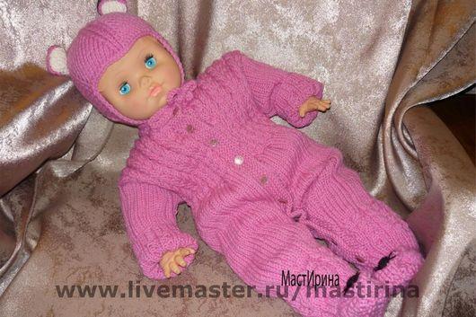 Кукла ростом 62 см , что соответствует 3-х месячному ребеночку