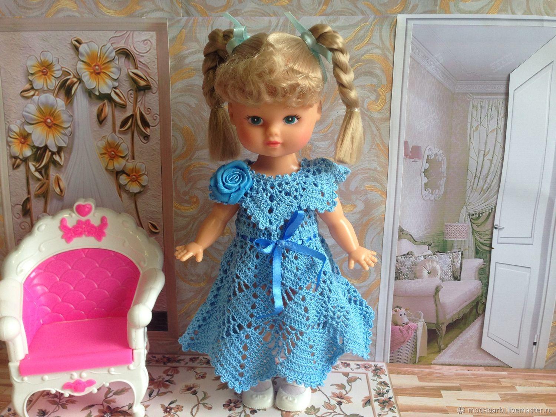 """Платье  """" Паулинка """", Одежда для кукол, Самара,  Фото №1"""