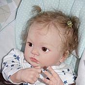 Куклы и игрушки ручной работы. Ярмарка Мастеров - ручная работа Кукла реборн Джулия.. Handmade.