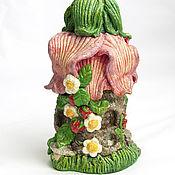Для дома и интерьера handmade. Livemaster - original item Night light for nursery. : Forest BELL. Handmade.