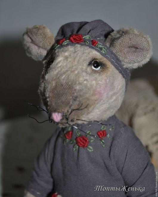 Мишки Тедди ручной работы. Ярмарка Мастеров - ручная работа. Купить Гретхен. Handmade. Тедди, друзья тедди, хлопковая ткань