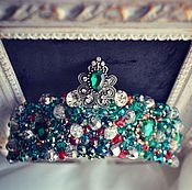 Украшения handmade. Livemaster - original item Crown