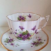 Чайные пары ручной работы. Ярмарка Мастеров - ручная работа Чайные пары: Английская чайная пара. Handmade.
