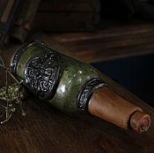 """Предметы быта ручной работы. Ярмарка Мастеров - ручная работа Средний Флакон """"Зелья Выносливости"""" (VII). Handmade."""