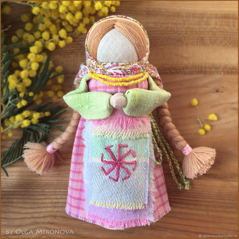 Лада, Народная кукла, Санкт-Петербург,  Фото №1