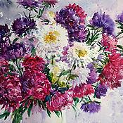 Картины и панно handmade. Livemaster - original item The watercolor paintings of Astrosky. Handmade.
