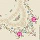Декупаж и роспись ручной работы. Ярмарка Мастеров - ручная работа. Купить Узор крестиком (SLOG025201) - салфетка для декупажа. Handmade. Разноцветный