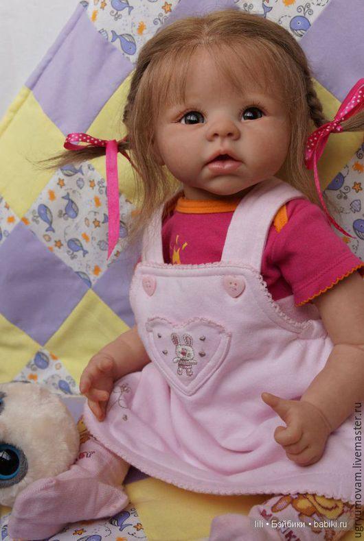 Куклы и игрушки ручной работы. Ярмарка Мастеров - ручная работа. Купить Молд Криста от Linda Murray. Handmade. Серый, молд