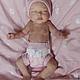 Куклы-младенцы и reborn ручной работы. Силиконовая малышка Энни. Наталья Погребная (Natali). Ярмарка Мастеров. Младенец, силиконовые краски