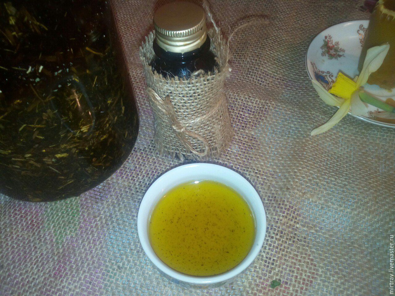 Сделать масло из чистотела в домашних условиях