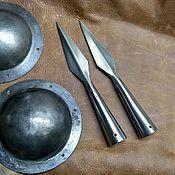 Сувениры и подарки handmade. Livemaster - original item Hand - forged spearheads. Handmade.
