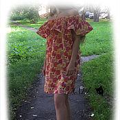 """Одежда ручной работы. Ярмарка Мастеров - ручная работа Платье """"Летний цветочек"""". Handmade."""