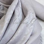 Аксессуары handmade. Livemaster - original item Grey Burberry scarf London England. Handmade.