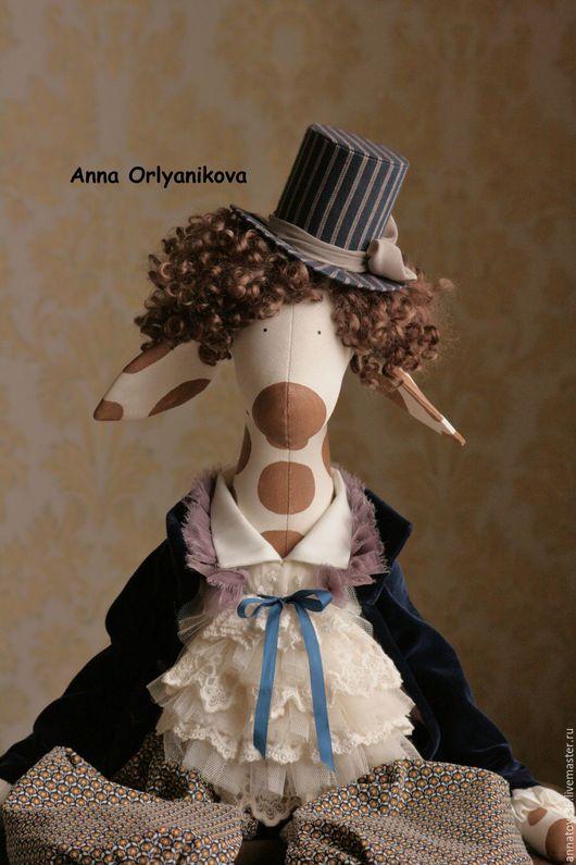 Валентино. Авторская кукла. Анна Орляникова.
