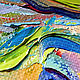 Oil painting 'Rainbow horse'. Pictures. Multicolor Gallery. My Livemaster. Фото №5