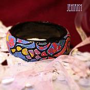 """Украшения ручной работы. Ярмарка Мастеров - ручная работа Браслет """"Мозаика"""". Handmade."""