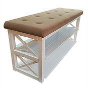 Для дома и интерьера handmade. Livemaster - original item Shoemaker, bench