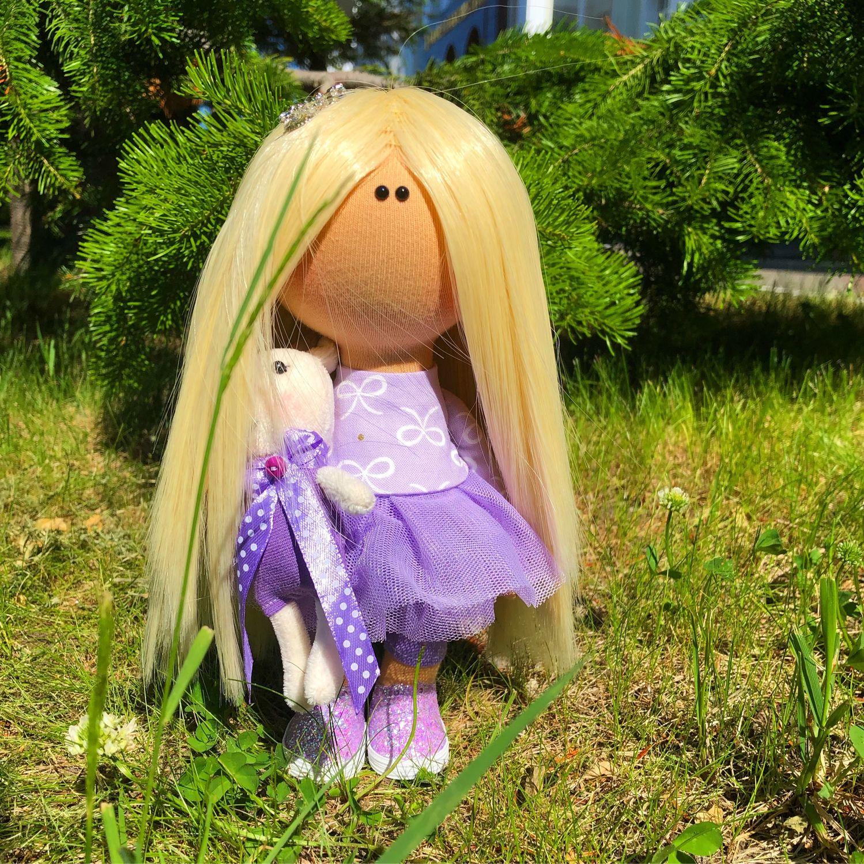 Текстильная интерьерная кукла, Тыквоголовка, Ханты-Мансийск,  Фото №1