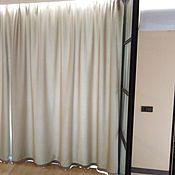Для дома и интерьера handmade. Livemaster - original item Blackout curtains