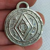 Фен-шуй и эзотерика handmade. Livemaster - original item Seal of Solomon AURUM Wealth. Handmade.