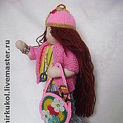 Куклы и игрушки ручной работы. Ярмарка Мастеров - ручная работа Хиппи - Кукла в стиле хиппи. Handmade.